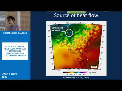 Geothermal energy and heat flow in South Australia