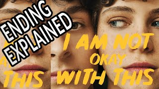 I AM NOT OĶAY WITH THIS Ending Explained! Season 2 Theories & More!