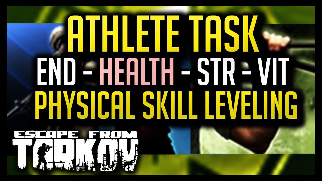 Athlete – Health & Physical Skills Leveling – Therapist Task