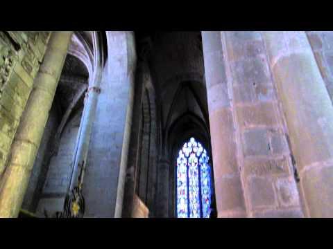 L'ensemble Doros dans la basilique Saint-Nazaire et Celse à Carcassonne