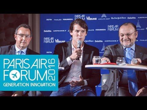 PARIS AIR FORUM Quand le coavionnage bouscule la réglementation