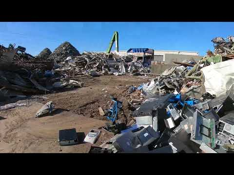 Scrap Yard Price Check On Scrap Metals