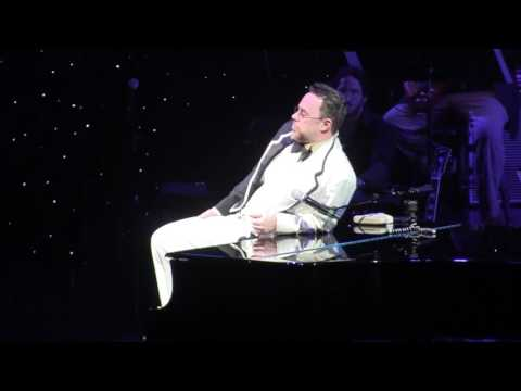 "Joel Mason's Hilarious ""tribute"" to Elton John aboard Anthem of the Seas Mp3"
