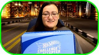 Hot Wheels CHALLENGE ACCEPTED Pley Unboxing