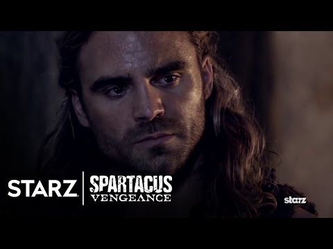 Spartacus | Gannicus | STARZ