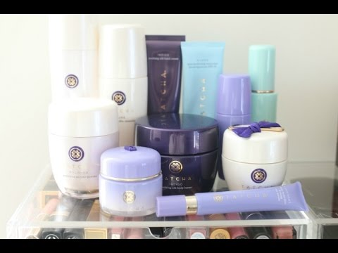 BRAND REVIEW OF ONE OF MY FAVORITE SKINCARE BRANDS: TATCHA