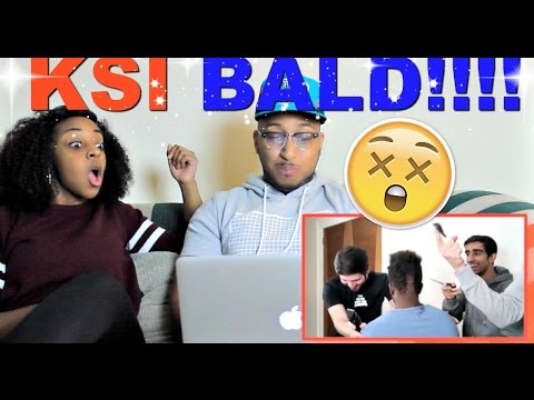 KSI 'BALDSKI' : KSI GOES BALD Reaction!!! - Поисковик музыки mp3real.ru