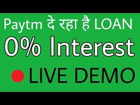 Paytm-ICICI Bank Postpaid | Paytm Give Loan on 0% interest | Live Demo | Explain All T&C | Hindi ...