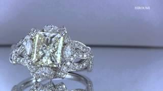 HIROUMI / 5ctダイヤモンドリング