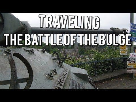 Traveling to the Battle of the Bulge: La Roche-en-Ardenne