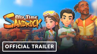 My Time at Sandrock - Trailer