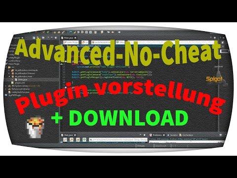 DAS BESTE ANTICHEAT ?   AdvancedNoCheat 1.8.X   Plugin Review  + DOWNLOAD   ~ JailBreaker