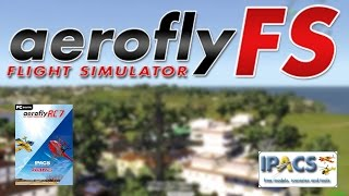 Aerofly RC 7 Gameplay [60 FPS] - Phantom AP