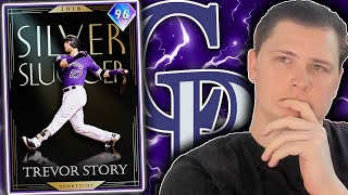 MOST UNDERRATED SS In MLB The Show 20 ! *96* TREVOR STORY DEBUT