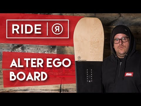 2018 Ride Alter Ego - Snowboard - Review - TheHouse.com Mp3