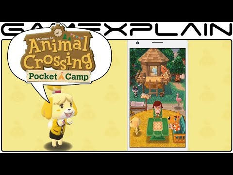 Animal Crossing: Pocket Camp - Direct DISCUSSION w/ Chuggaaconroy & RogersBase