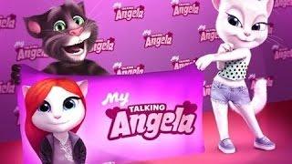 """I'm playing a gome may Angela-Как я играю в игру """"Мая анжела"""" 🌹 Djemalya"""
