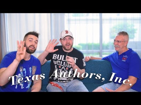 Texas Authors, Inc Interview