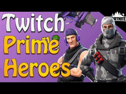 how to get the free twitch prime pack