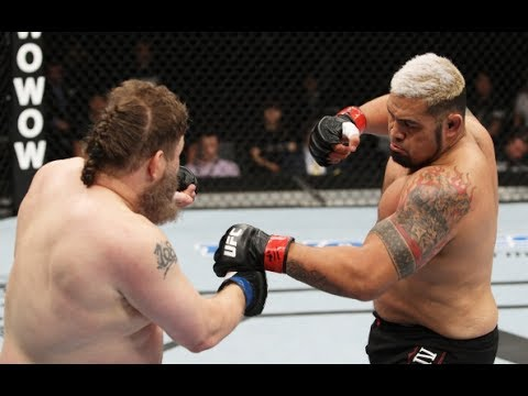 UFC Auckland: Mark Hunt Nocauteia Roy Nelson