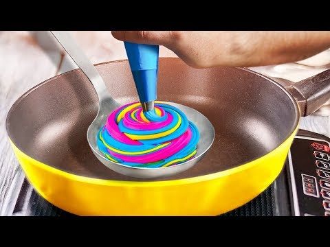 COOKING TRICKS AND KITCHEN TIPS || 5-MINUTE RECIPES FOR THE WHOLE FAMILY
