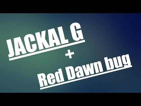 Red Crucible Firestorm - Jackal G + Red Dawn Bug