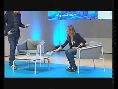 Espai Generació Digital (TV3) Anna M Sanchez i Francesc Farrés | Figueres Talent 2017