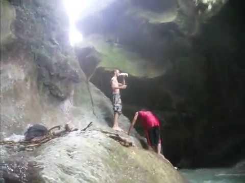 Ecoturismo - Las cascadas de la Maguana