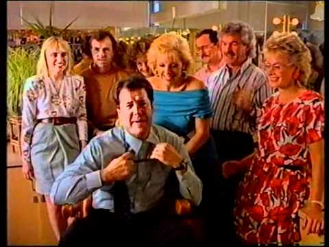 Opening of WIN Television Canberra, March 1989