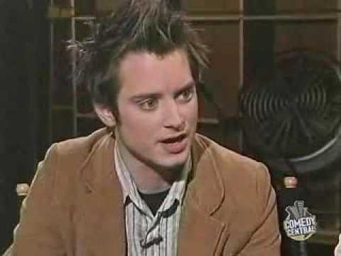 Jiminy Glick Interviews Elijah Wood