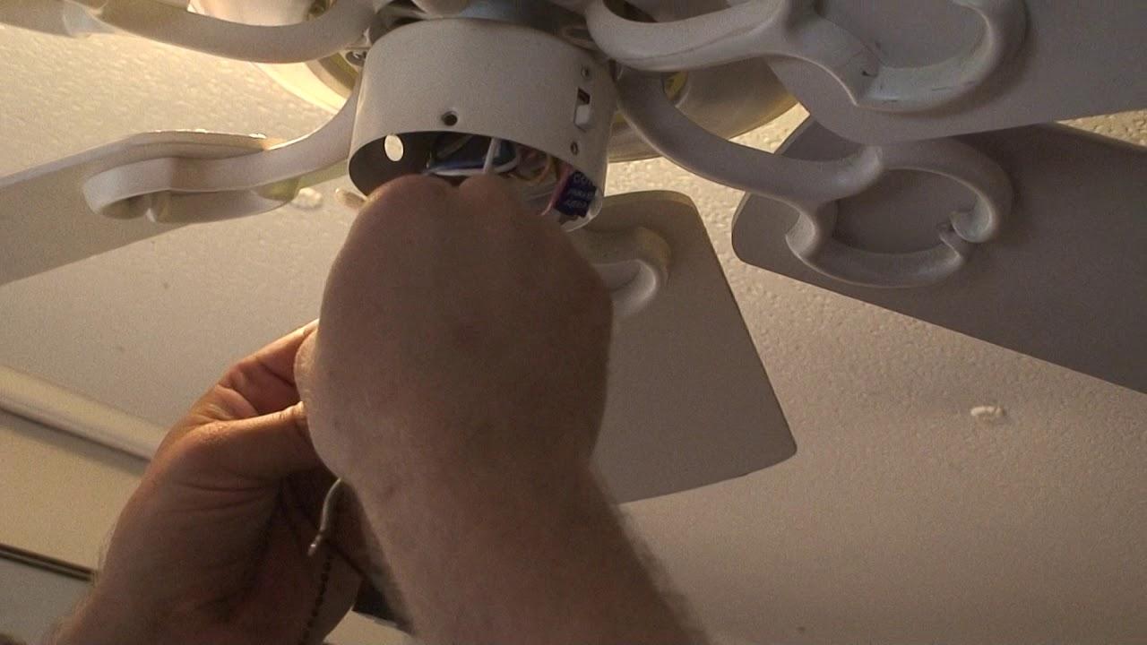 Hampton Bay Ceiling Fan Pull Chain Broke Www Gradschoolfairs Com