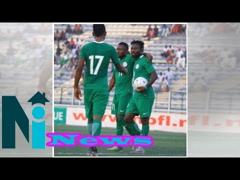 Nigeria net extra-time winner over Angola at African Nations Championship