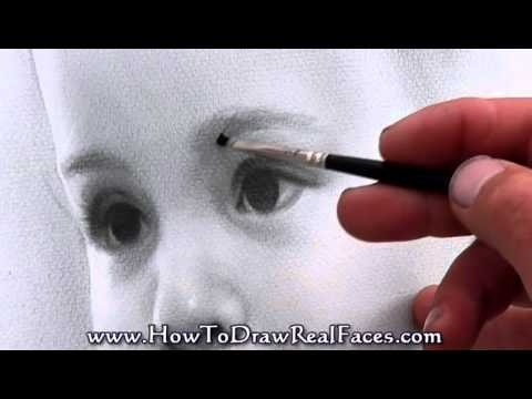 How To Draw Realistic People 3 of 3