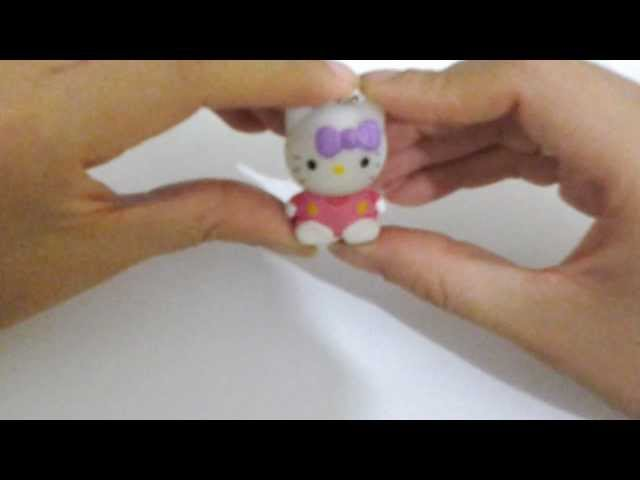 Tpm de Ofertas - Pen Drive de 4GB da Hello Kitty Travel Video