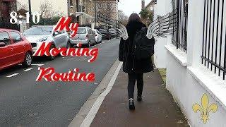 Déroule !!! Coucou ! Aujourd'hui je vous présente ma Morning Routin...