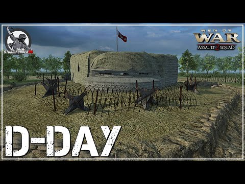 D-DAY | 6th June 1944 | British Sector |