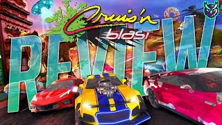 Cruis'n Blast Switch Review - Arcade Awesomeness? (Video Game Video Review)