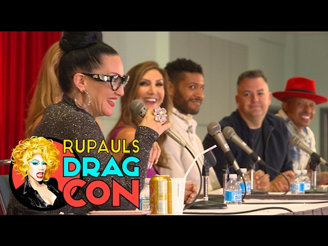 Michelle Visage, Candis Cayne, Ross Mathews & More from Only Judy Can Judge Me | The Judges of RPDR!