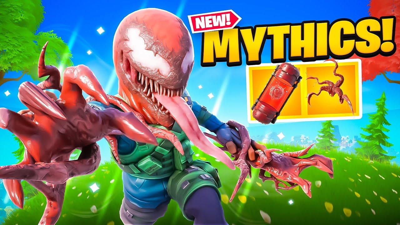 Download EPIC ADDED NEW MYTHICS! (secret update)