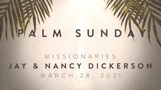 Sunday Service - March 28, 2021 - 9:30 AM
