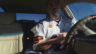 Speeding Cop Pulls Me Over For Speeding - Makes Me Exit Vehicle - JFN Reporting