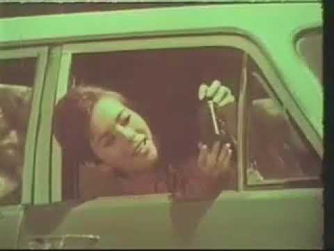 Vintage Old 1960's Classic Chevy 2 Nova Car Commercial 1968