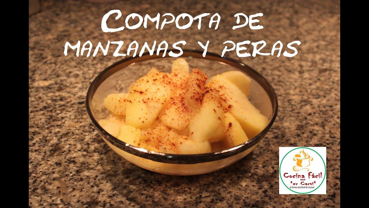 Compota de manzana sin azucar comprar