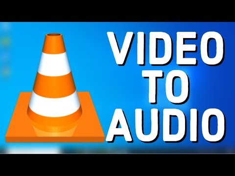 How to Convert Video to Audio File Using VLC Media Player