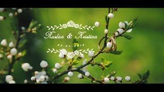 Свадебный клип, Руслан и Кристина, Лошицкий парк, Минск 2018