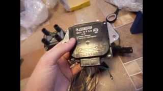 видео Двухконтурное зажигание на ВАЗ 2108 карбюратор