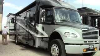 Preowned 2015 Dynamax DX3 37RB Class Super C Diesel Motorhome RV Holiday World Katy, TX