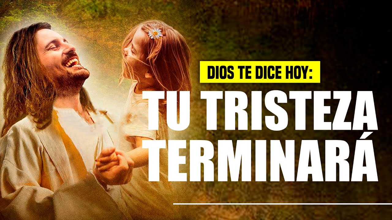 @DIOS TE DICE HOY: 😇  𝗔𝗟𝗘𝗚𝗥𝗔𝗧𝗘 𝗛𝗜𝗝𝗢 𝗠𝗜𝗢 𝗣𝗢𝗥𝗤𝗨𝗘 𝗬𝗢 𝗖𝗔𝗠𝗕𝗜𝗔𝗥𝗘 𝗧𝗨 𝗧𝗥𝗜𝗦𝗧𝗘𝗭𝗔 𝗬 𝗟𝗔 𝗖𝗢𝗡𝗩𝗘𝗥𝗧𝗜𝗥𝗘 𝗘𝗡 𝗕𝗔𝗜𝗟𝗘 🤩😃