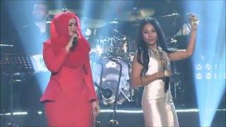 Download Dato Siti Nurhaliza ft Anggun - Bukan Cinta Biasa HD (SitiAndFriendsConcert2016)