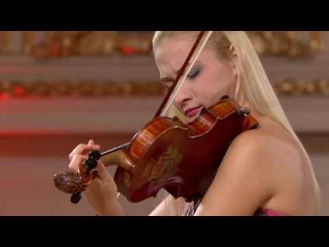 Amelia Maszońska (Poland) - Stage 3 - International H. Wieniawski Violin Competition BINAURAL